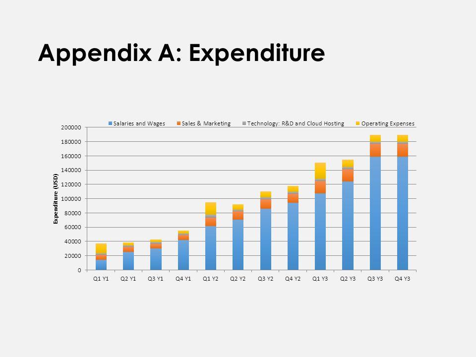 Appendix A: Expenditure