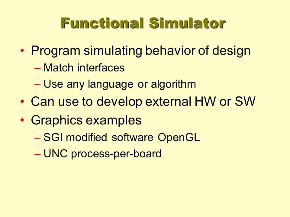 Design Processing Analysis Elaboration Simulation Synthesis