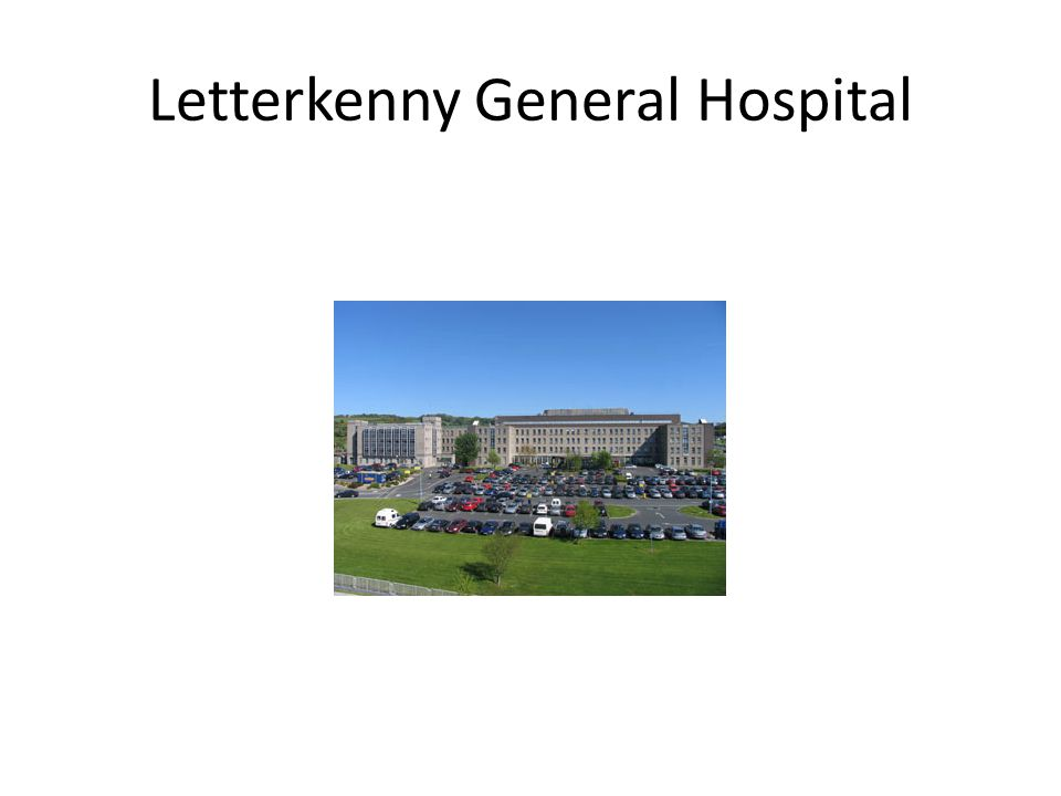 Potential health benefits Length of stay (LOS) – BMP reduced LOS from 6 to 5 days for THR – BMP reduced LOS from 6 to 4 days for TKR – In Letterkenny we reduced LOS from 8.8 days to 5.1