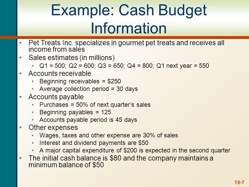 Granting Credit 19-28