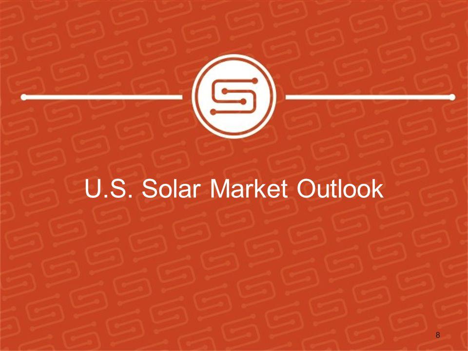 U.S. Solar Market Outlook 8