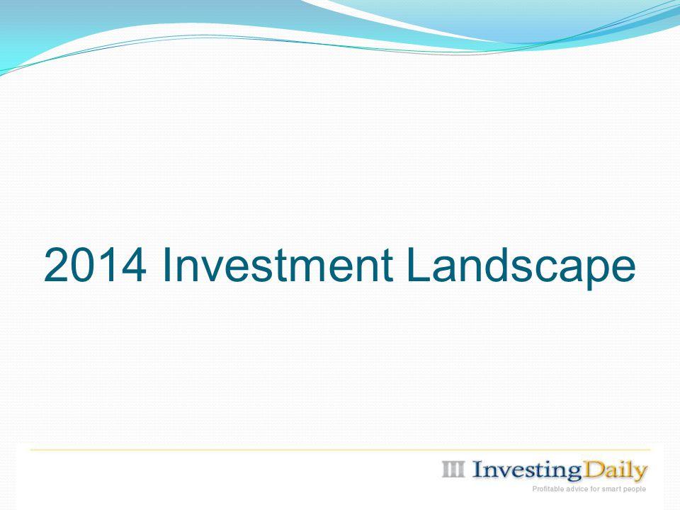 2014 Investment Landscape