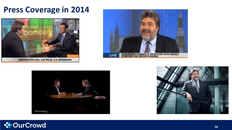 34 Press Coverage in 2014