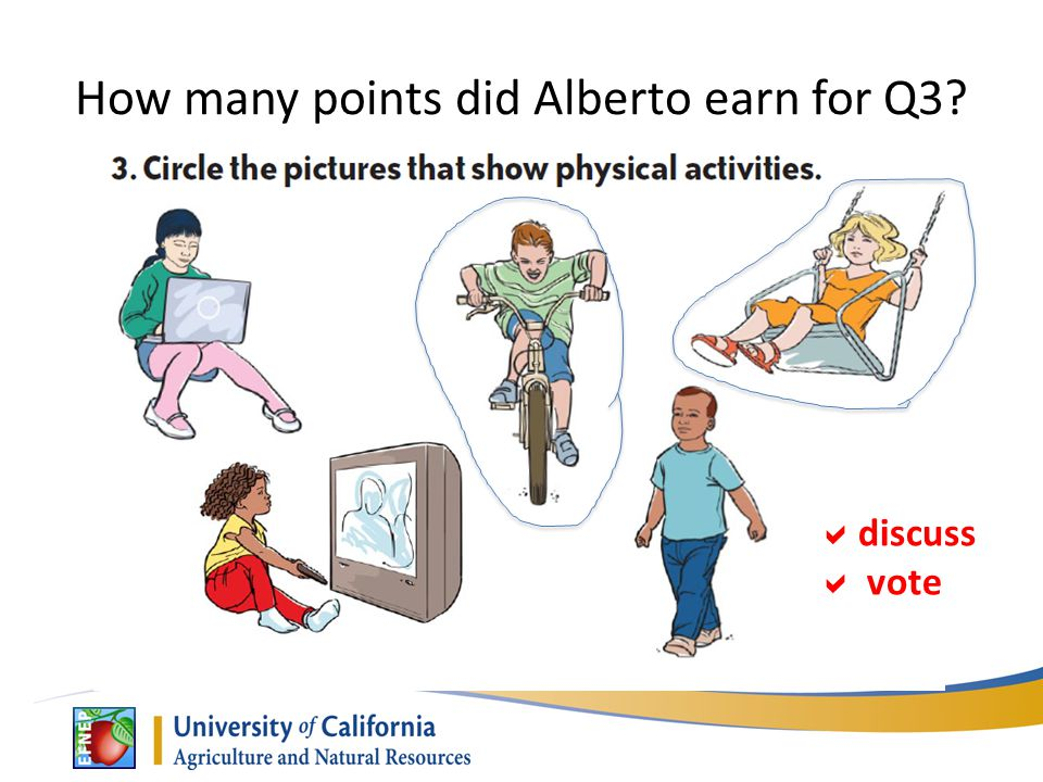 How many points did Alberto earn for Q3?  discuss  vote