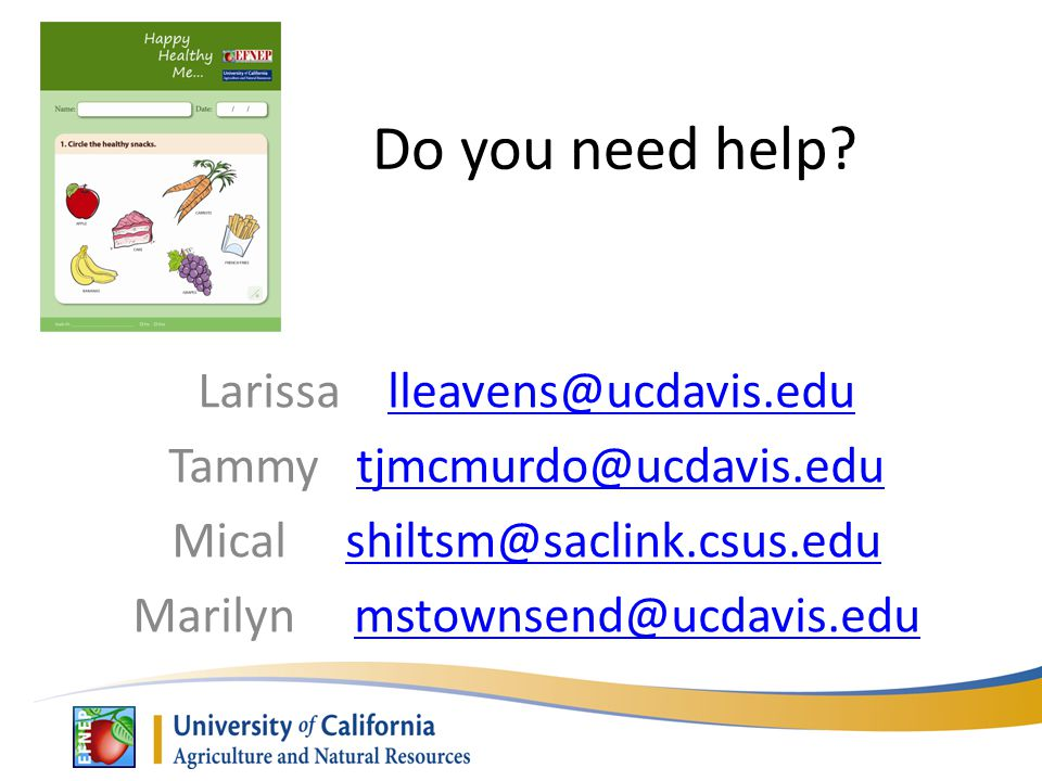 Do you need help.