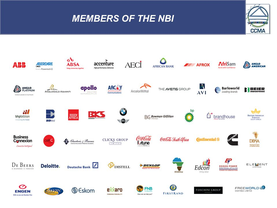 MEMBERS OF THE NBI