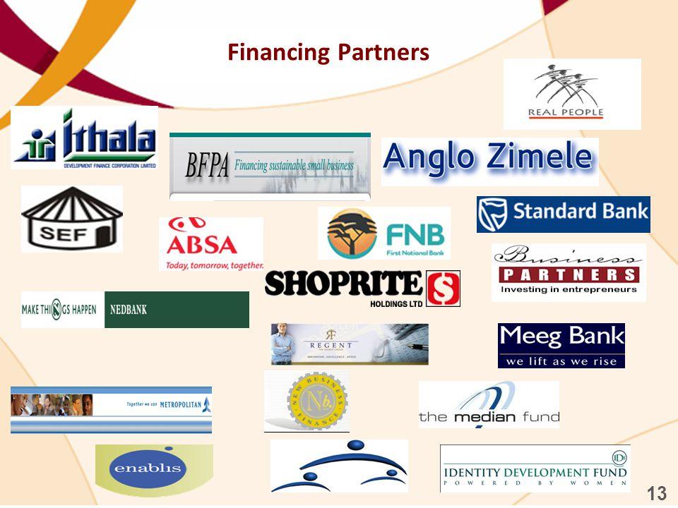 Financing Partners 13