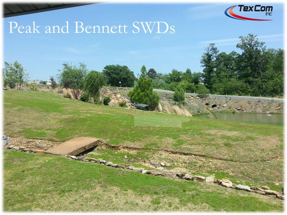 Peak and Bennett SWDs