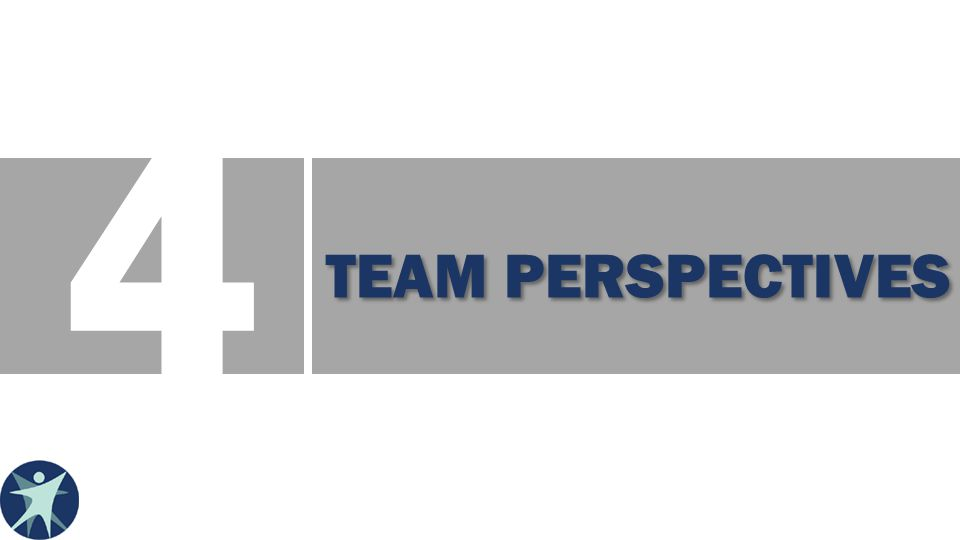 TEAM PERSPECTIVES 4