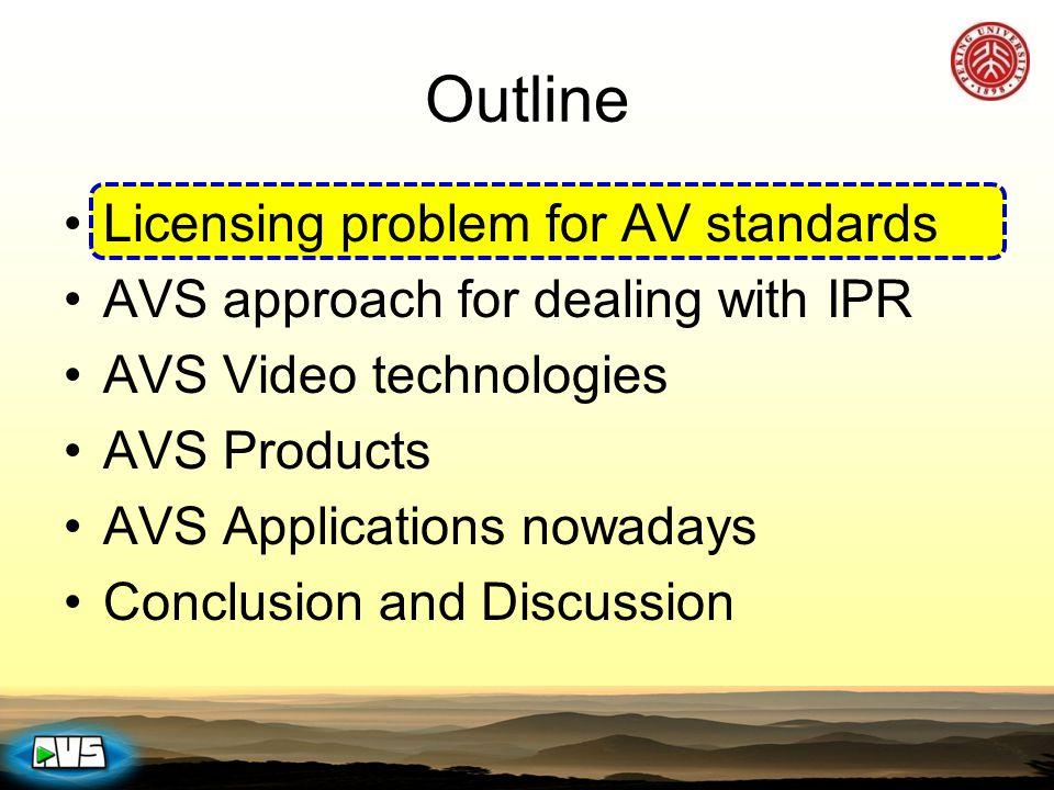 AVS vs.H.264 vs.