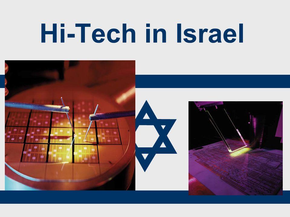 Hi-Tech in Israel
