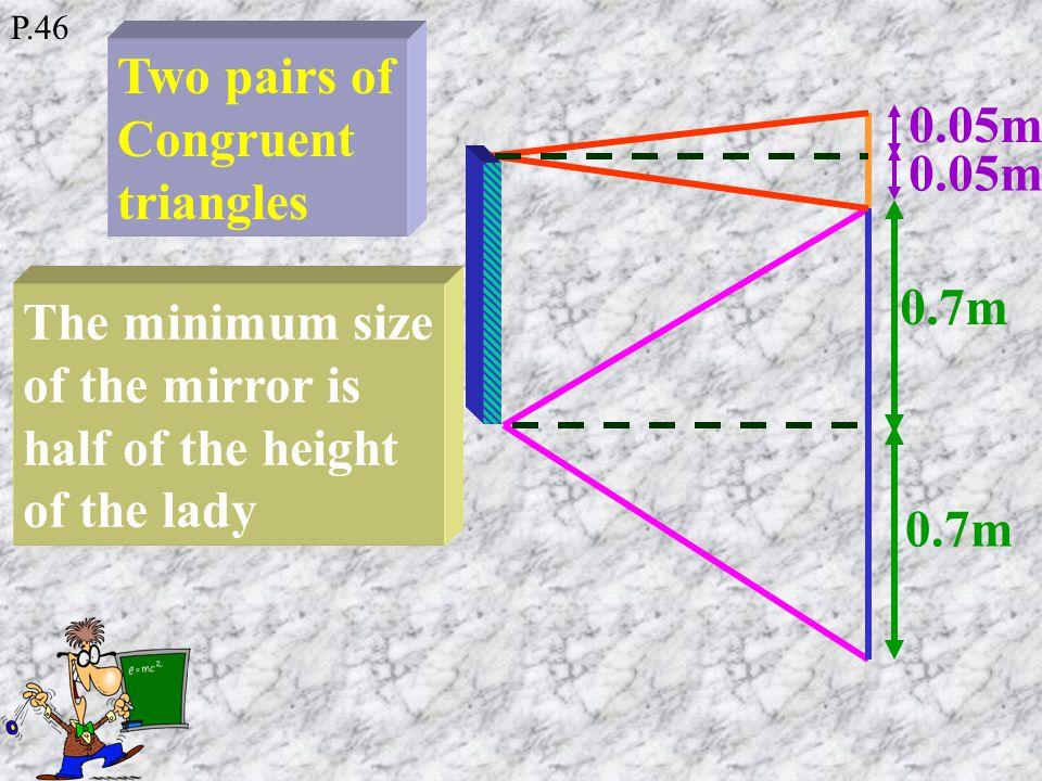1.4m 0.1m 1m 0.05 + 0.7 m P.46