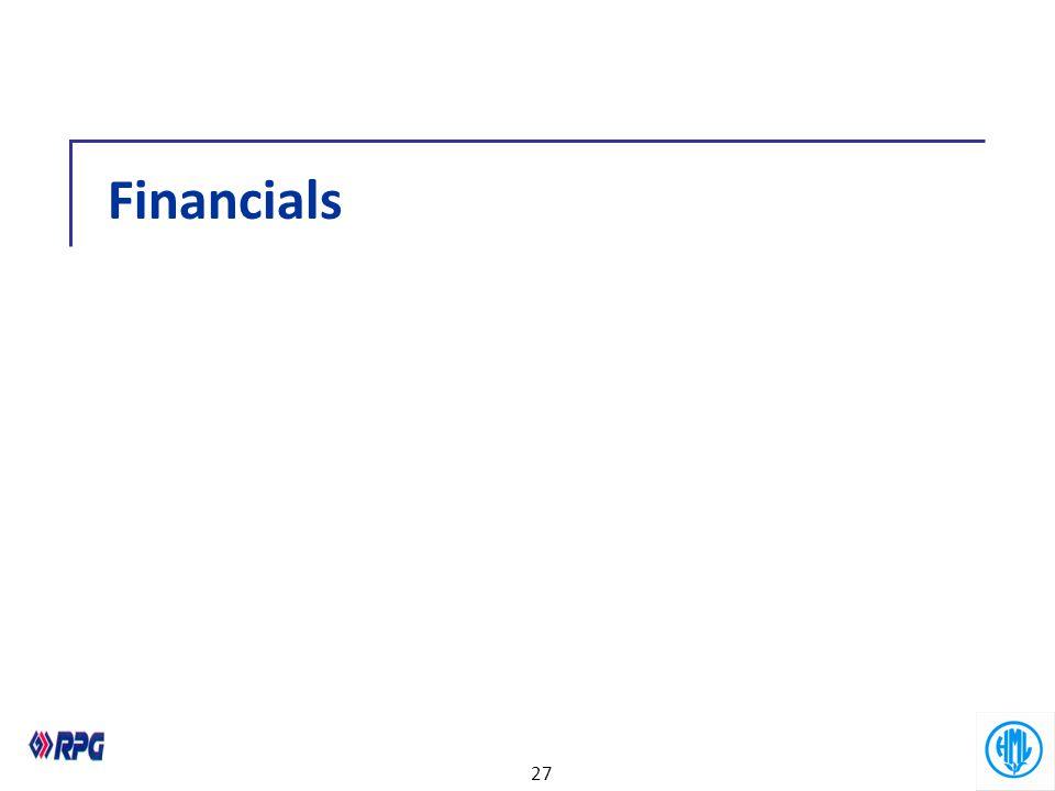Financials 27