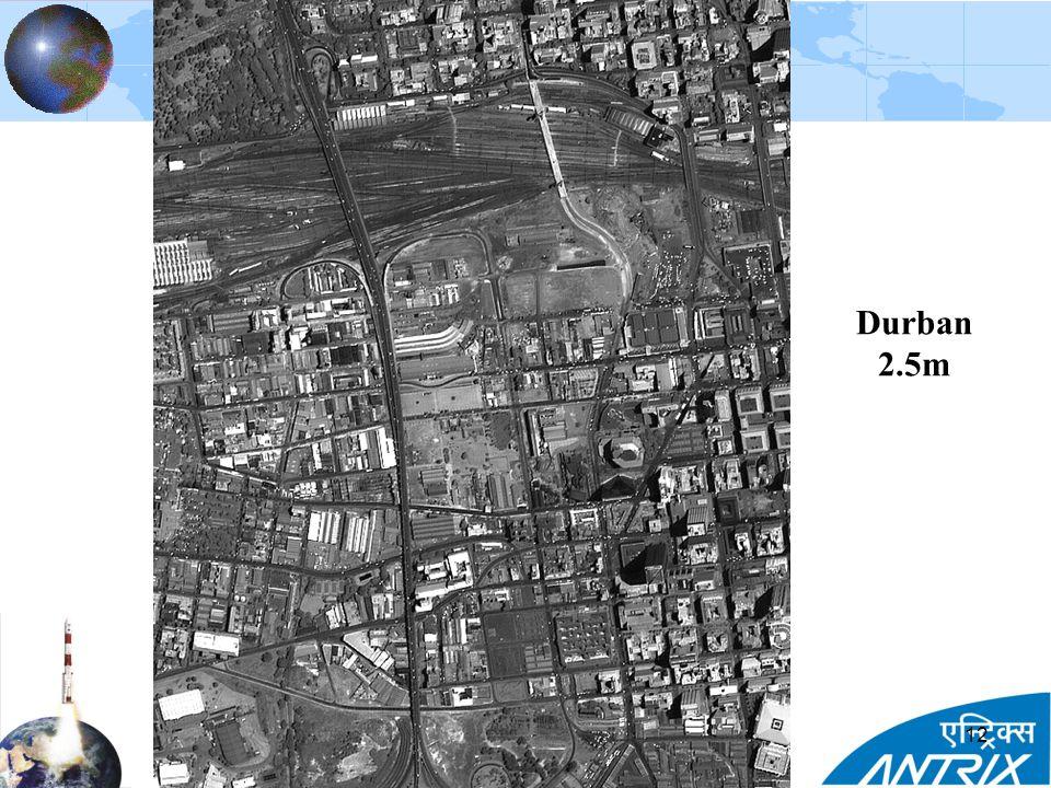 12 Durban 2.5m