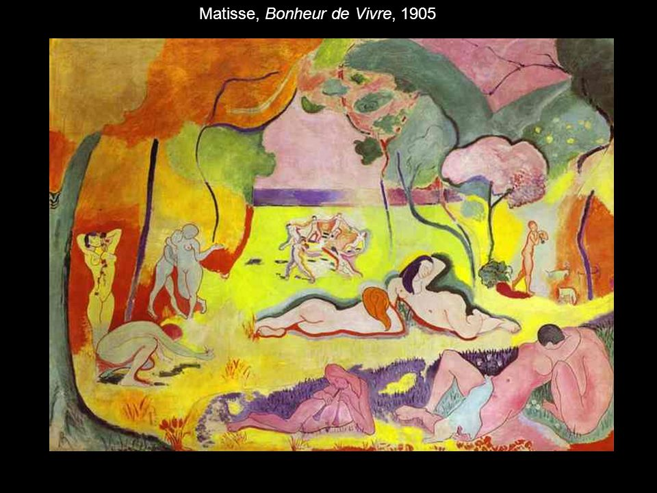 Matisse, Harmony in Red, 1908
