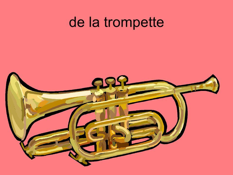 de la trompette