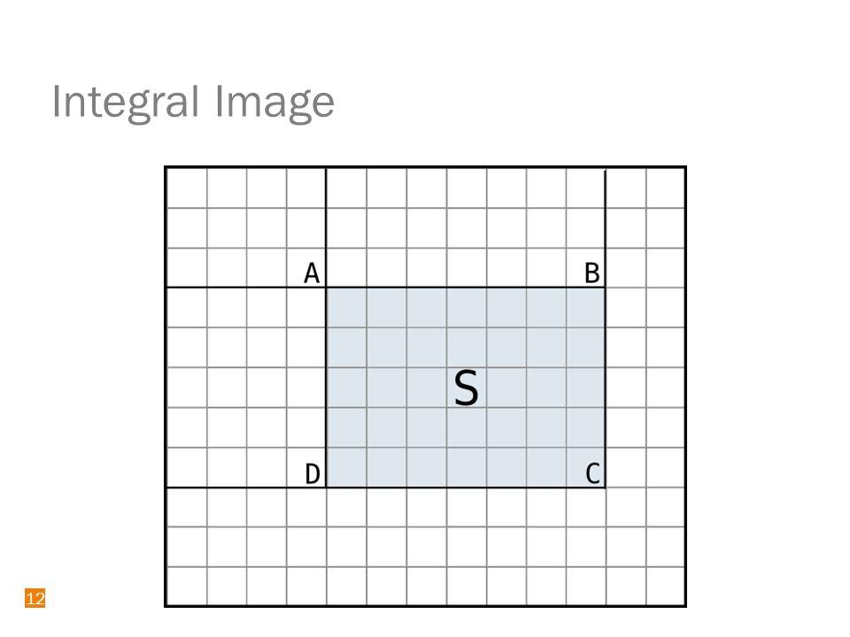 12 Integral Image 12