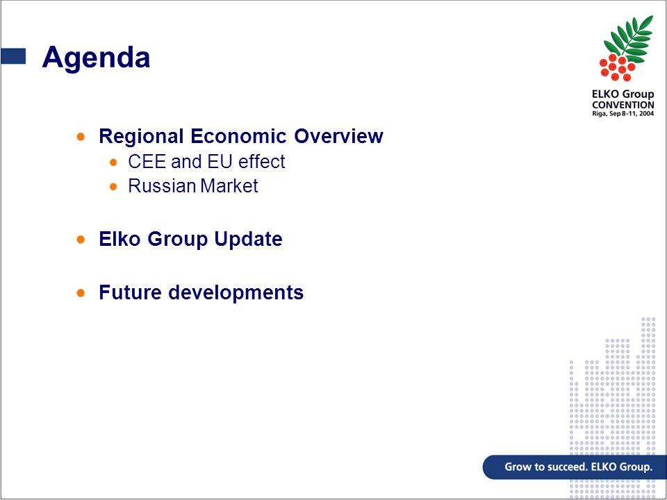 Regional Economic Overview