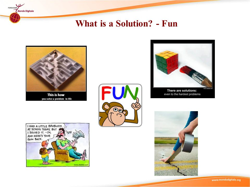 What is a Solution? - Fun