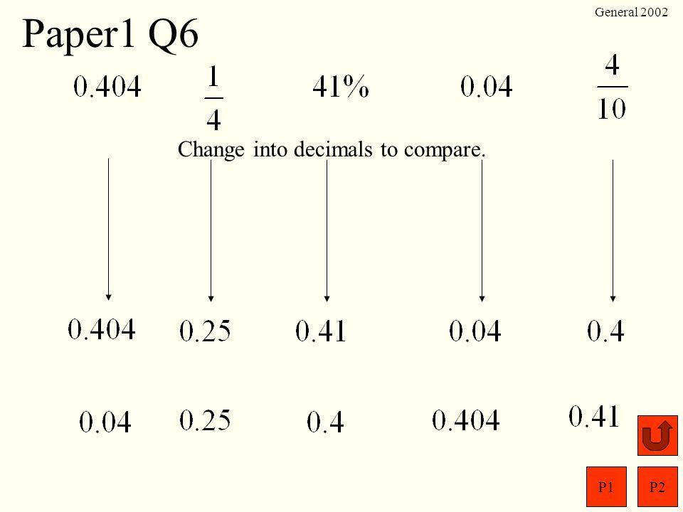 P1P2 General 2002 Paper1 Q5 y x-2-4-6 2 4 6 246 -2 -4 -6 (a) A (-4,-3) B (3,-1) C (4,4) (b) (c) A B C Gradient of AB = D D ( -3,2)