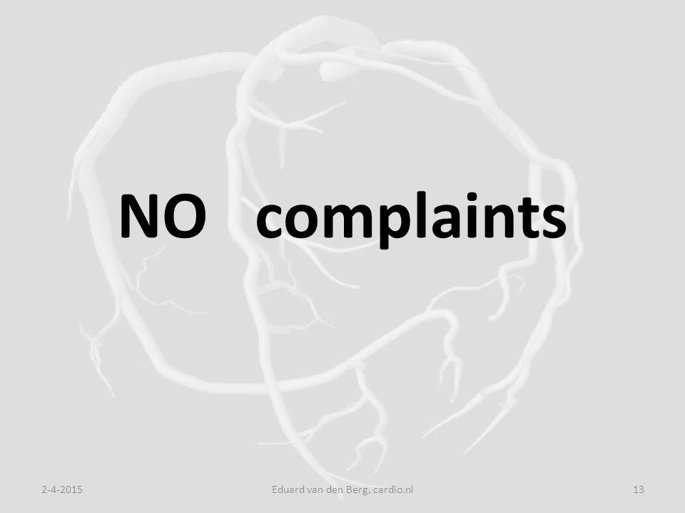 NO complaints 2-4-2015Eduard van den Berg, cardio.nl13