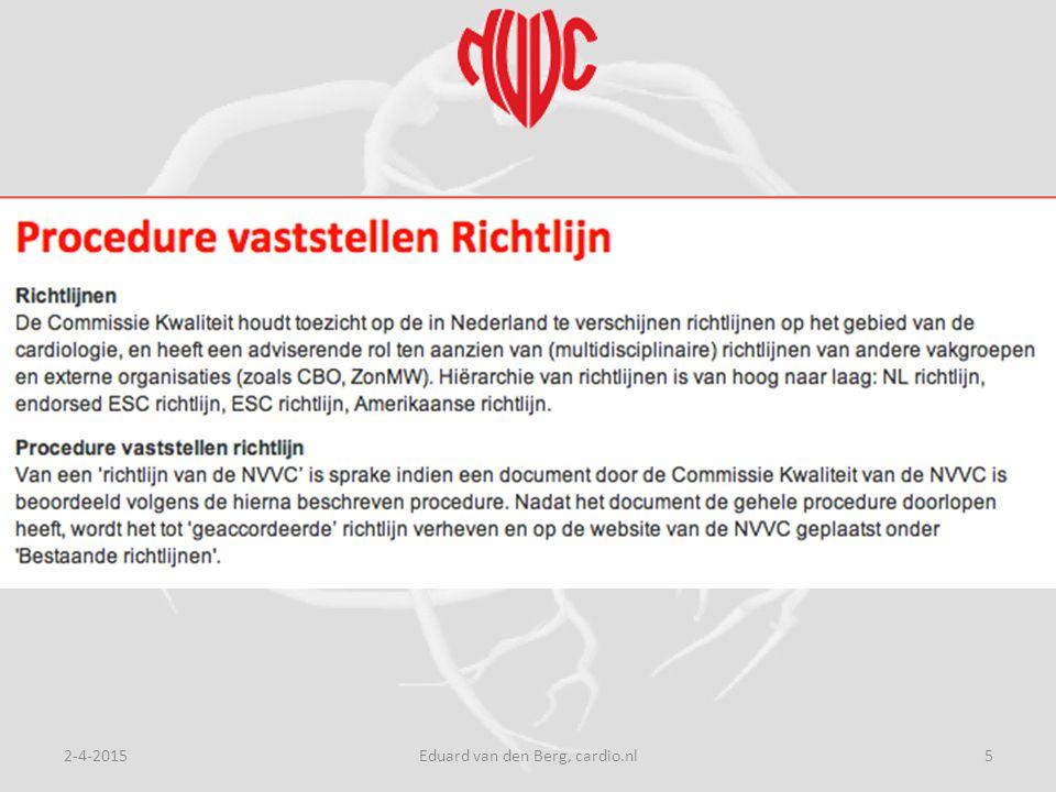2-4-2015Eduard van den Berg, cardio.nl5