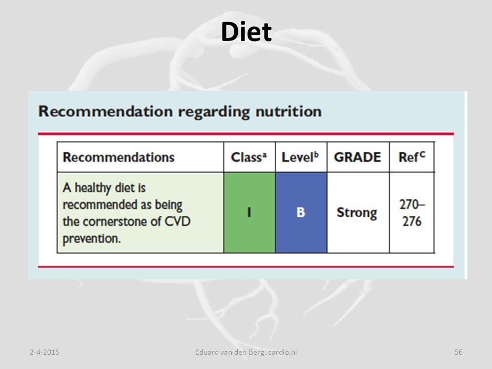 Diet 2-4-2015Eduard van den Berg, cardio.nl56