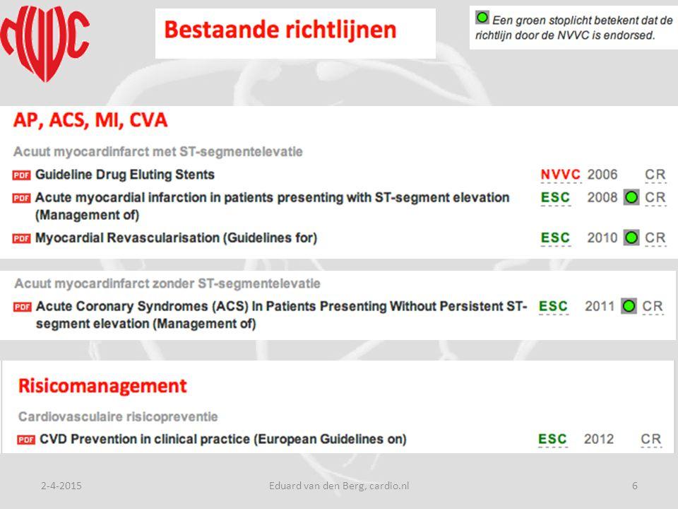 2-4-2015Eduard van den Berg, cardio.nl6