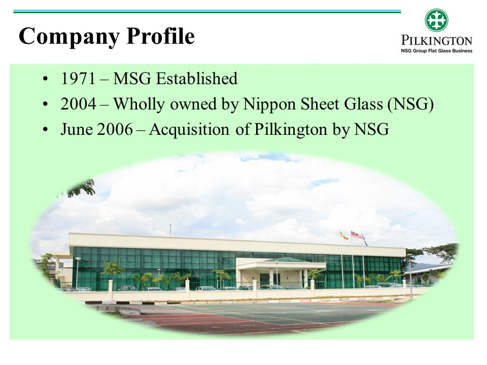 4 Global Glass Manufacturer
