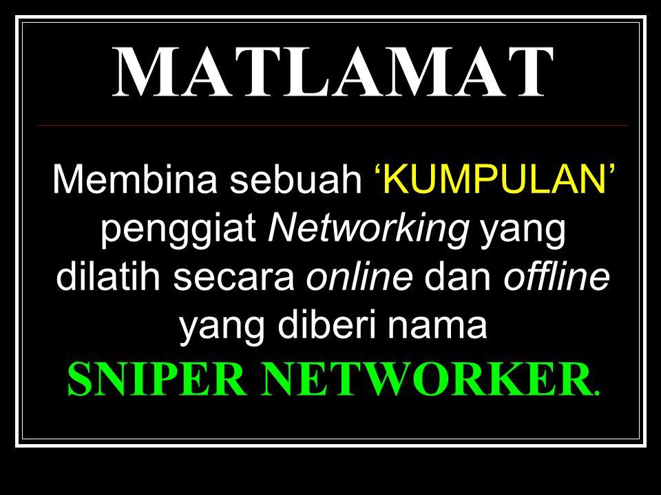 Penasihat dan Pengetua Akademi SNIPER NETWORKER