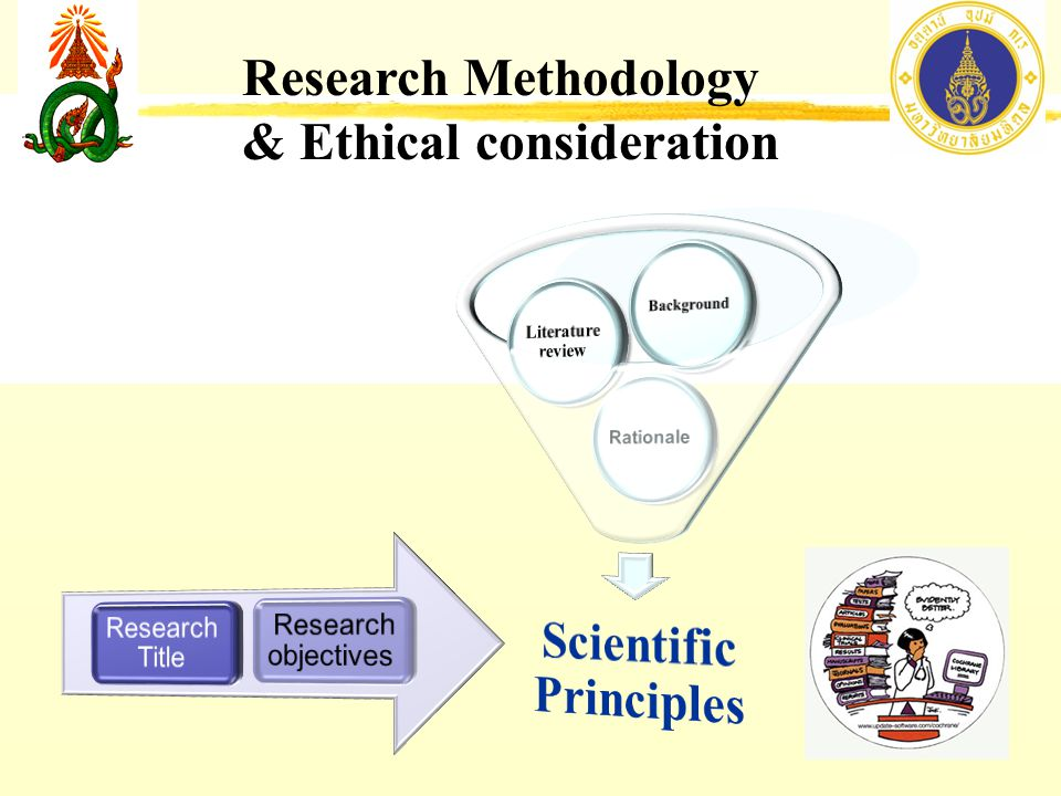 Research Methodology & Ethical consideration