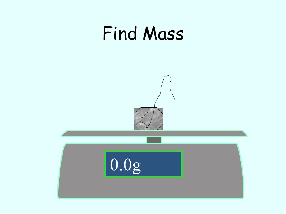 Find Mass 6.06428 g 0.0g