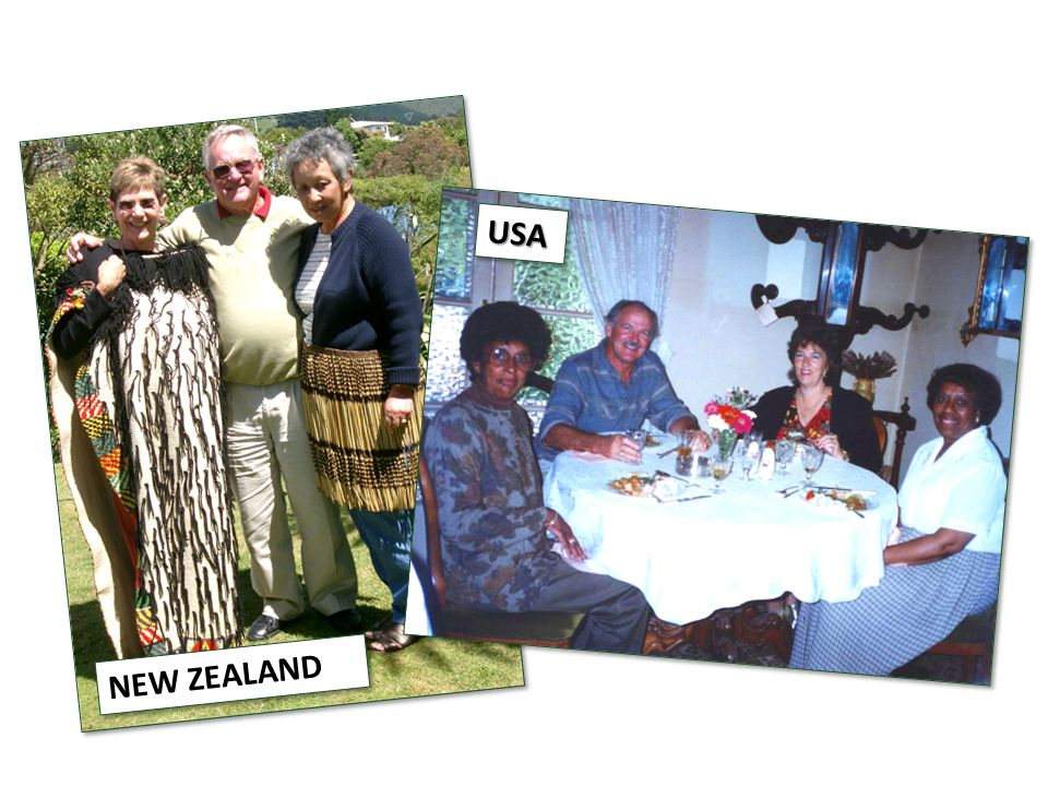 USAUSA NEW ZEALAND