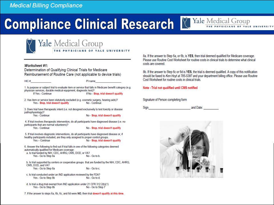 Medical Billing Compliance