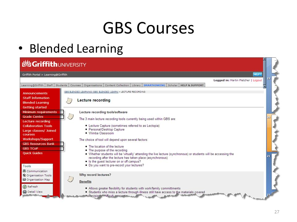 GBS Courses Blended Learning 27