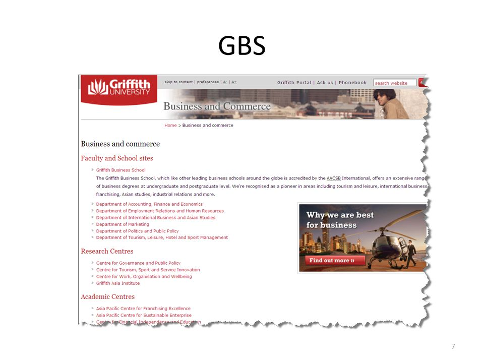 GBS 7