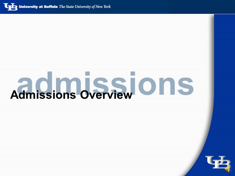 1.Admissions Overview 2.The eReview Purpose Instructions Tips and techniques 3.The Interview Purpose Instructions Tips and techniques 4.Questions and Feedback Agenda The goal of this presentation is to achieve a fair and consistent assessment of all applicants and to provide instructions and tips for application review (eReviews) and candidate interviews.