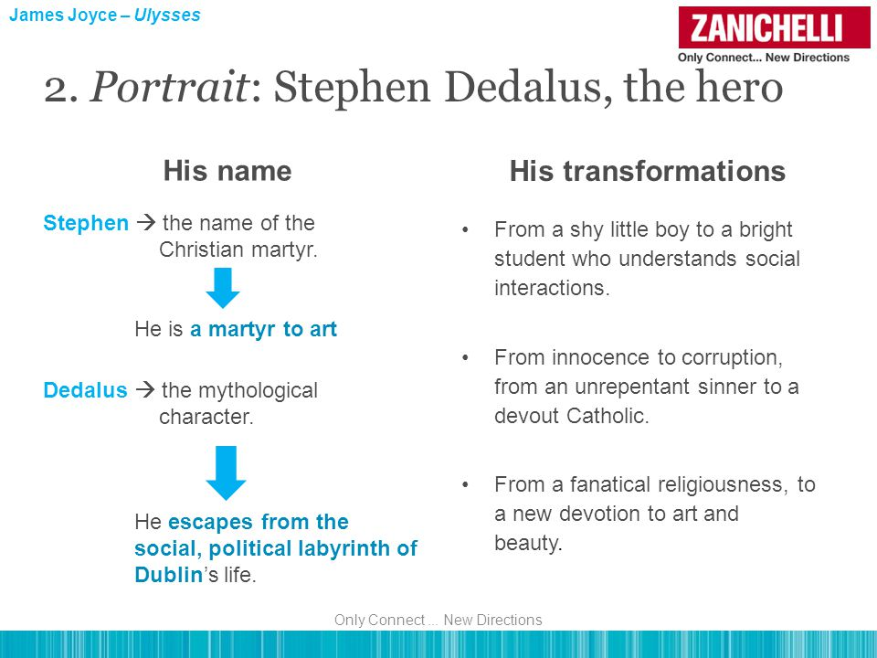 His name Stephen  the name of the Christian martyr.