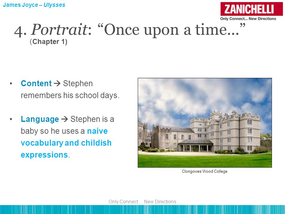 Content  Stephen remembers his school days.