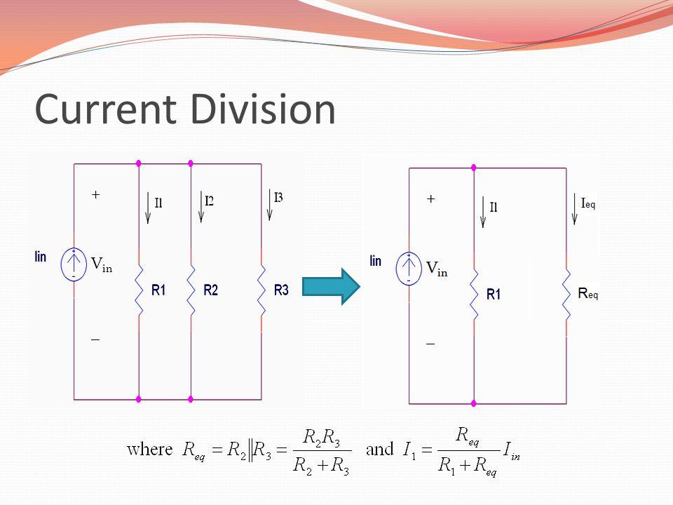 Current Division + V in _