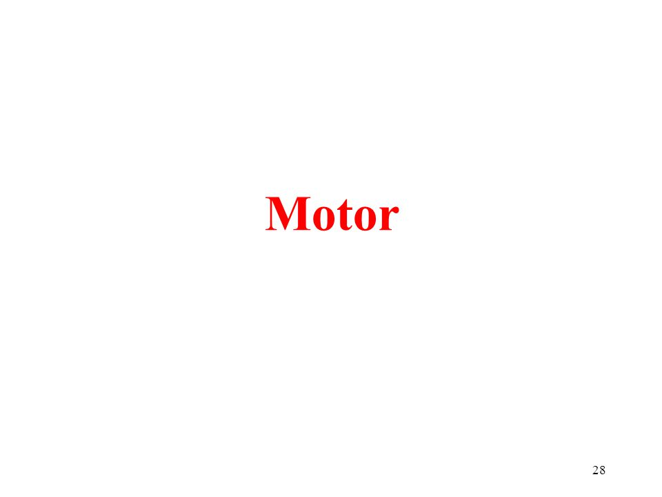 28 Motor