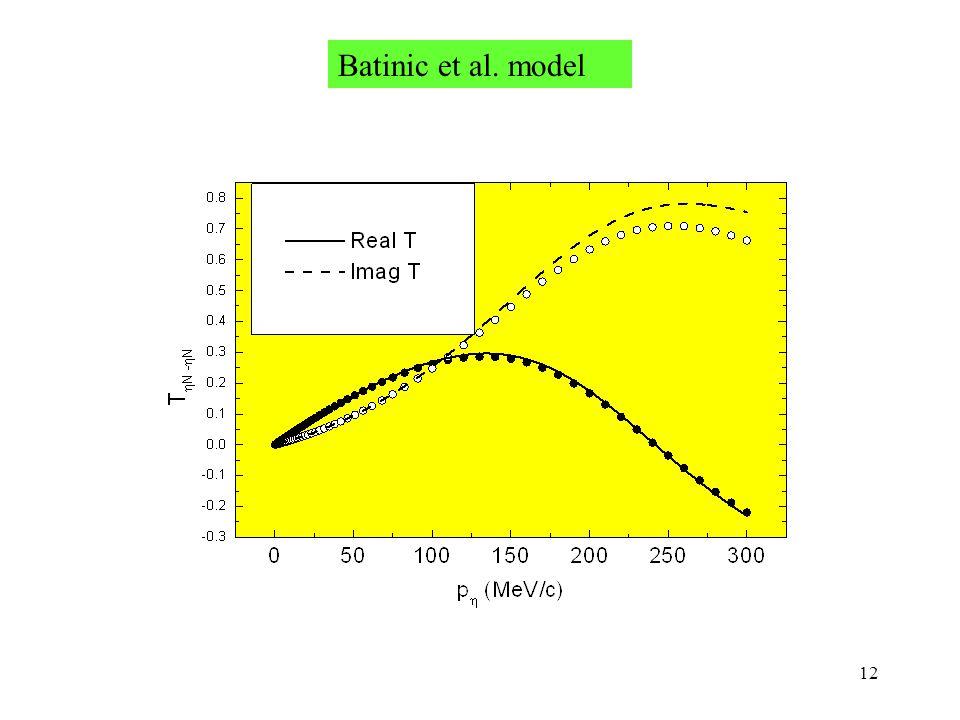12 Batinic et al. model