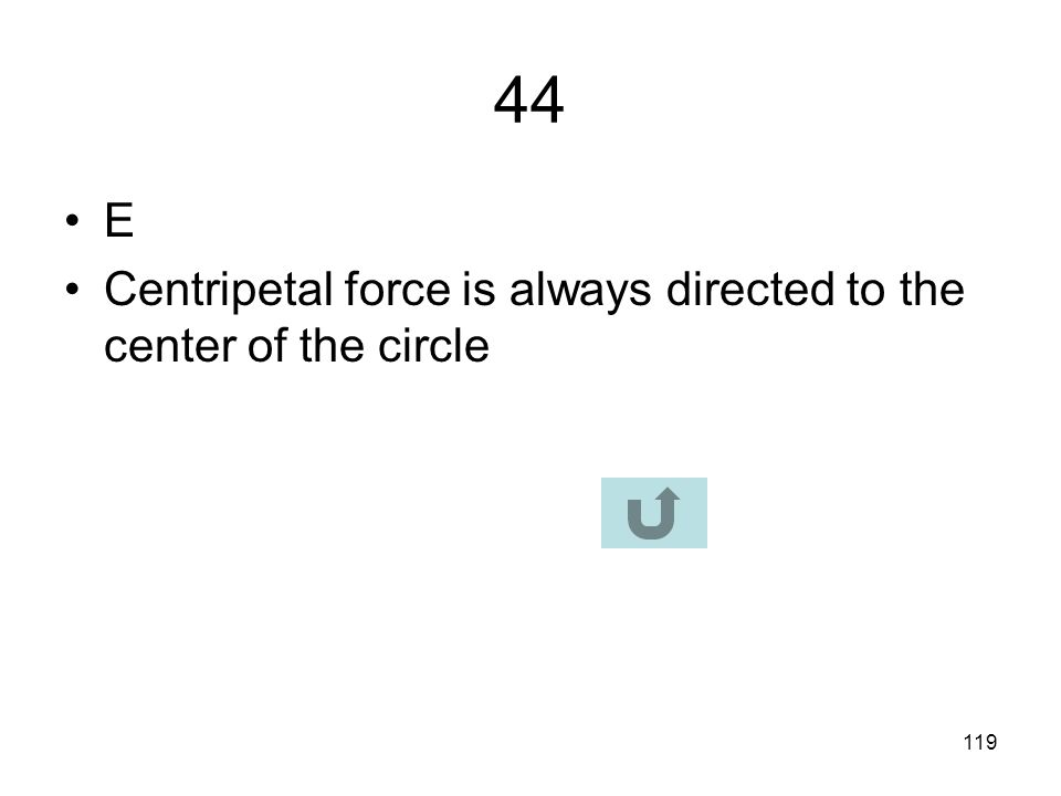 118 43 E g 1 = GM 1 /R 1 2 g 2 = G2M 1 /R 1 2 = 2 g 1 T pendulum1 = 2  (L/g 1 ) T pendulum2 = 2  (L/g 2 ) = 2  (L/2g 1 ) period is shorter by 