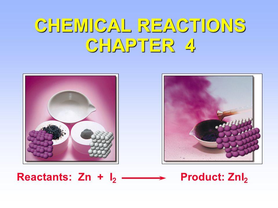 72 Writing Equations potassium nitrate --> potassium nitrite + oxygen potassium nitrate --> potassium nitrite + oxygen KNO 3 (s) --> KNO 2 (s) + O 2 (g) 2 KNO 3 (s) --> 2 KNO 2 (s) + O 2 (g) 2 KNO 3 (s) --> 2 KNO 2 (s) + O 2 (g) Decomposition