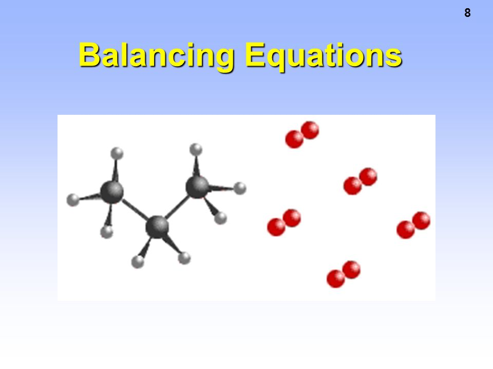 29 2 Al + 3 Cl 2 ---> Al 2 Cl 6 Reactants must be in the mole ratio Step 1 of LR problem: compare actual mole ratio of reactants to theoretical mole ratio.