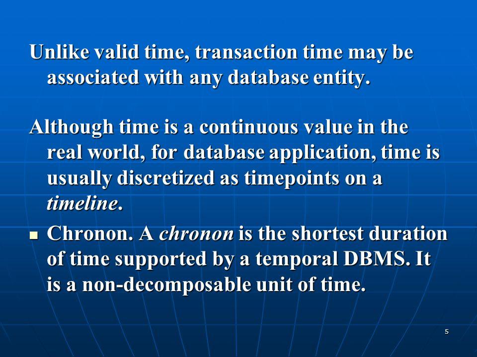 46 TEMPORAL SELECT T1.Patient, T1.Problem, T2.Drug FROM PROBLEMLIST AS T1, DRUGS AS T2 WHERE T1.Patient = T2.Patient The resultant table: Patient ProblemDrugTSTE ------------------------------------------------------------------------------ J.