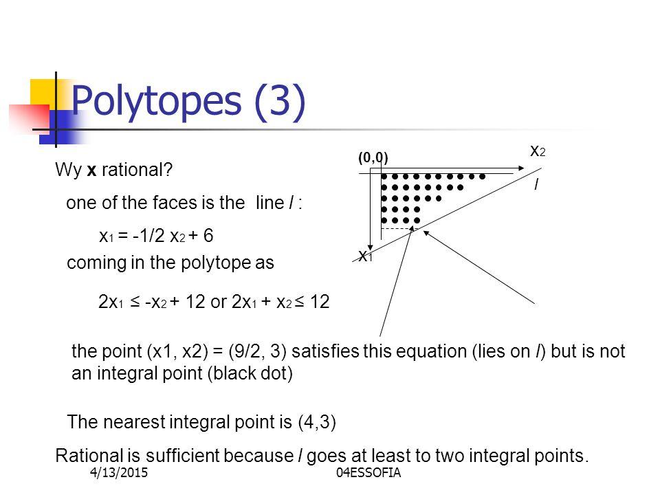 4/13/201504ESSOFIA Polytopes (3) Wy x rational.
