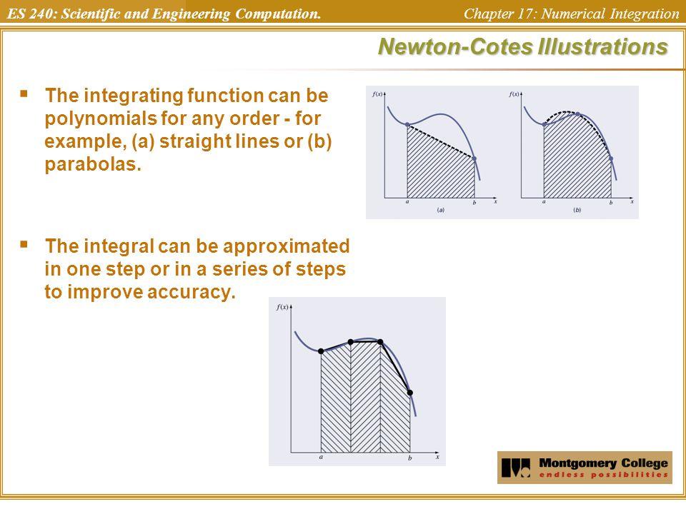 ES 240: Scientific and Engineering Computation.