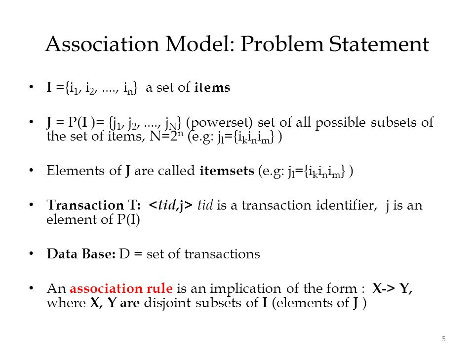 16 Overview Basic Concepts of Association Rule Mining The Apriori Algorithm (Mining single dimensional boolean association rules) Methods to Improve Apriori ' s Efficiency Frequent-Pattern Growth (FP-Growth) Method From Association Analysis to Correlation Analysis Summary