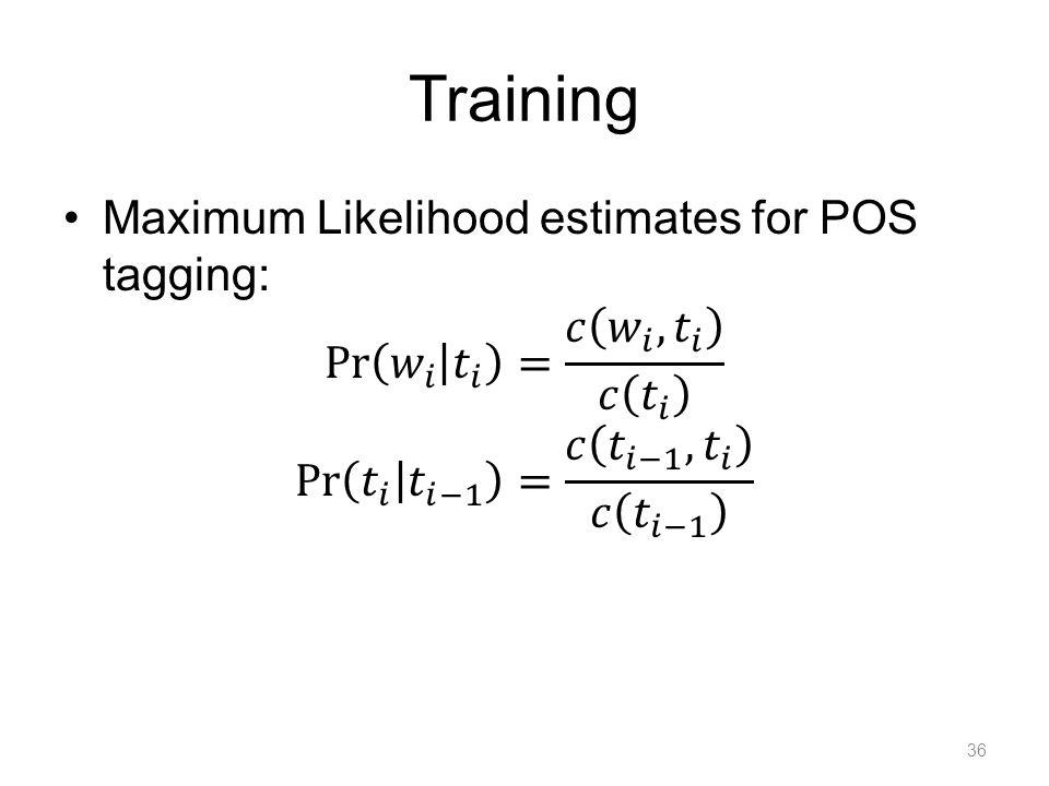 Training 36
